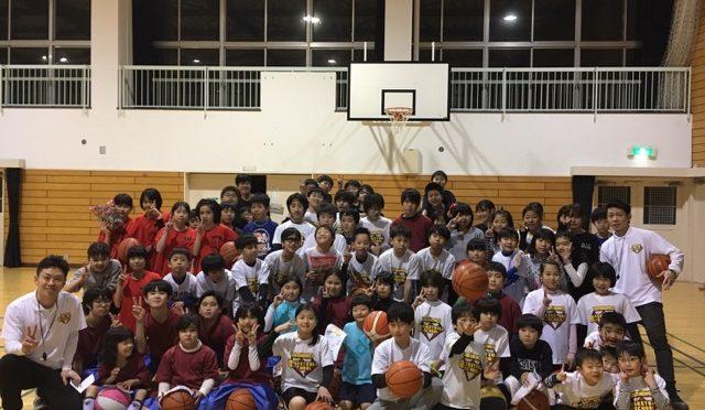 GenKid's 1dayバスケットボール教室が終了しました。